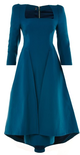 Quatrain - 1947 Bespoke Dress