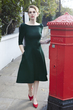 Courante – 1947 Bespoke dress 2