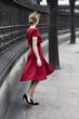 Octave – 1947 Bespoke dress